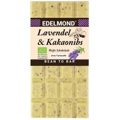 Edelond bio-lavendel-Kakaonibs-weisse-schokolade