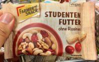 Farmer's Snack Studentenfutter ohne Rosinen