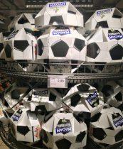 Haribo Maoam Display Fußball-WM 2018 Russland