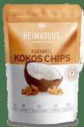 Heimatgut Karamell Kokos Chips