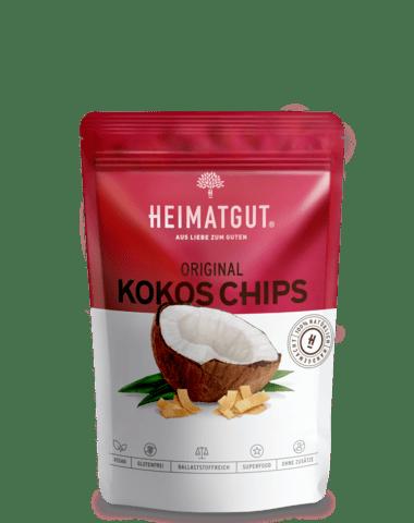 Heimatgut Original Kokos Chips