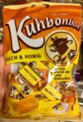 Kuhbonbons Milch+Honig