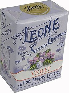 Leone Candy Originals Violet for Spring Lovers Bonbons