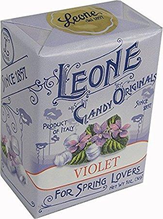 Leone Candy Originals Violet for Spring Lovers Bonbons