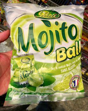 Lutti France Mojito Balls