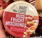 Maryland Nuss-Fruchtmischung mit Cranberries