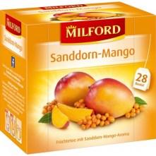 Milford Tee Sanddorn-Mango Beutel