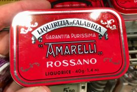 Rossano Amarelli Liquirizia et Calabria