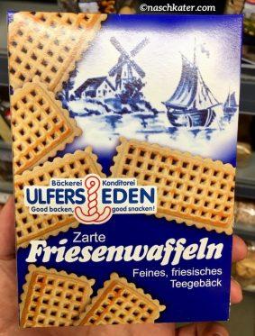 Bäckerei Ulfers Eden Zarte Friesenwaffeln Teegebäck