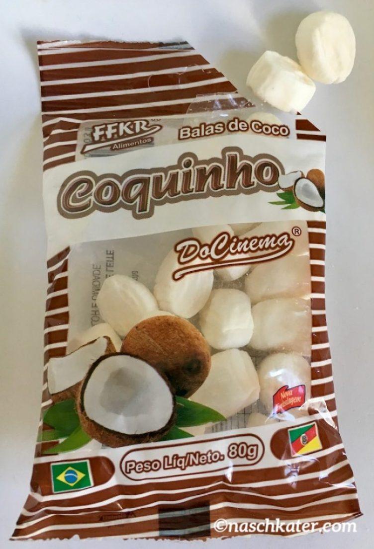Mitbringsel aus Brasilien: Pringles und süße Bonbons