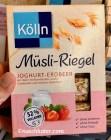 Kölln Müsliriegel Joghurt-Erdbeer
