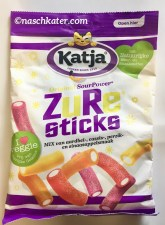 Katjes Katja Zure Sticks Kaubonbons Holland