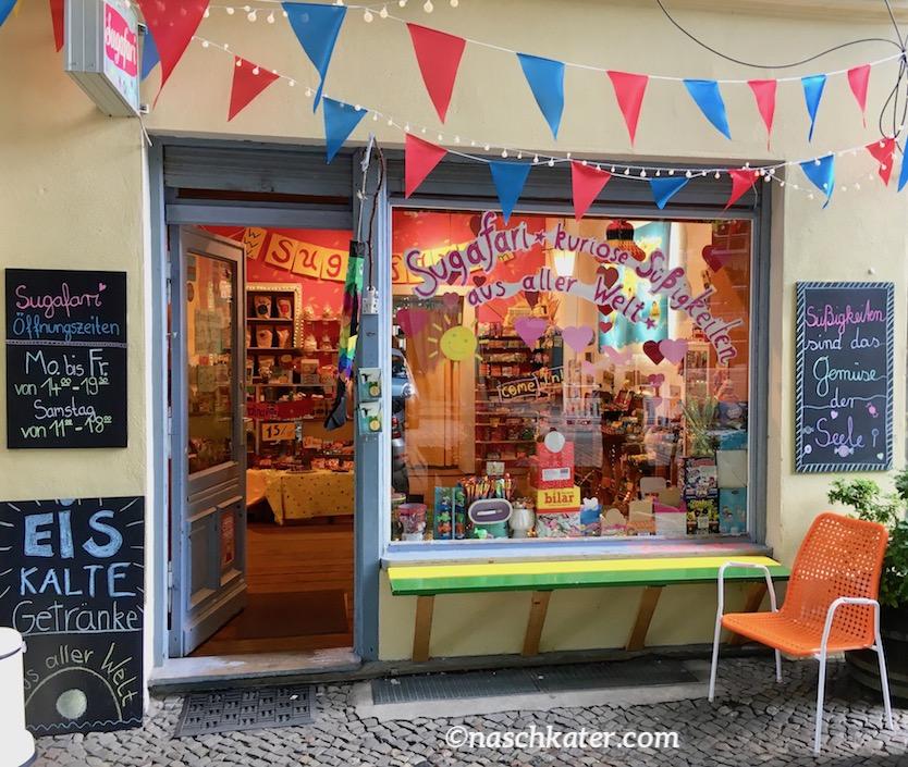 Sugarfari: Eine süße Weltreise der Naschereien