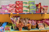 Sugar Safari Reagl Whoppers Red Velvet LaffyTaffy