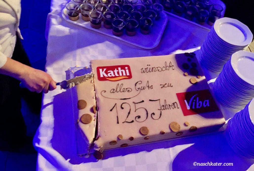 Viba 125-Jahre-Gala Torte von Kathi