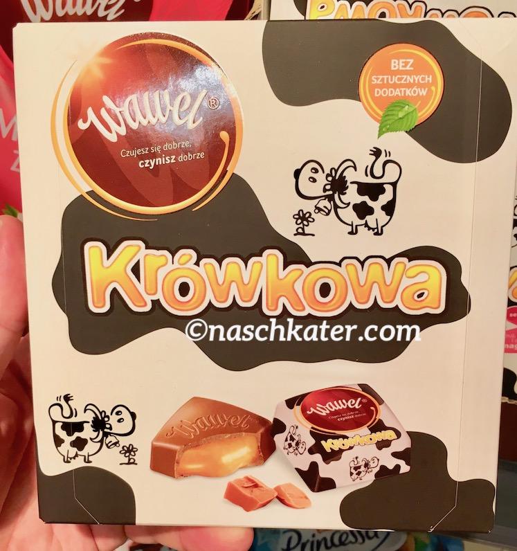 Wawel Krowkowa Kuhbonbons aus Polen