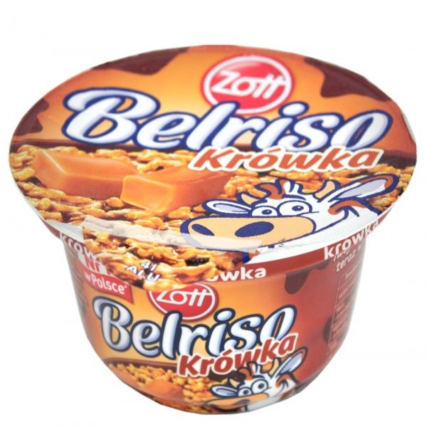 Zott Belriso Krowka Karamellpudding