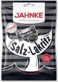 Jahnke Salz-Lakritz-Bonbons.