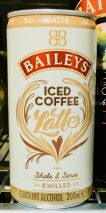 Baileys Iced Coffee Latte Dose