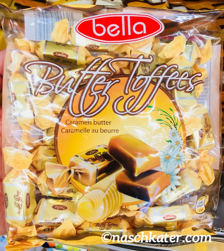 Bella Butter Toffees