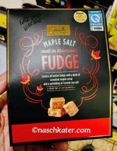 Butter Fudge Maple Salt