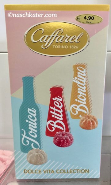 Caffarel Dolce Vita Collection Fruchtgelee