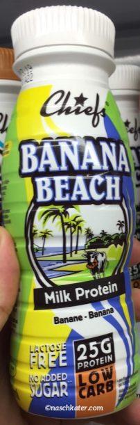 Chiefs Banana Beach Milk Protein Banane
