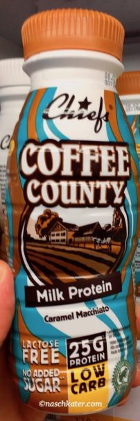 Chiefs Coffee County Milk Protein