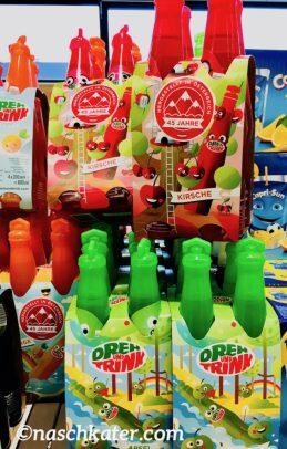 Dreh+Drink PlastikfläschchenDreh+Drink Plastikfläschchen