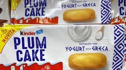 Ferrero KINDER Plum Cake Yogurt alla Grecca Brioss 6er