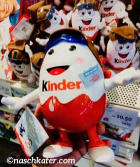 Ferrero Kinderschokolade Überraschungsei Duty Free Spielzeugfigur
