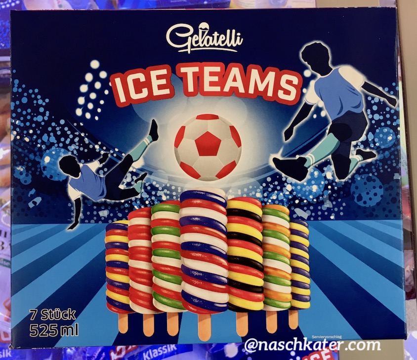 Gelatelli Ice Teams