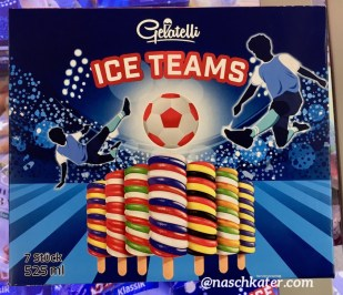 Lidl Gelatelli Ice Teams