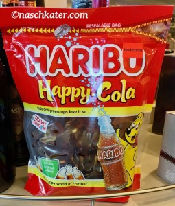Haribo Happy Cola Travel Edition Duty Free