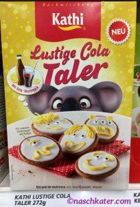 Kathi Lustige Cola Taler Backmischung