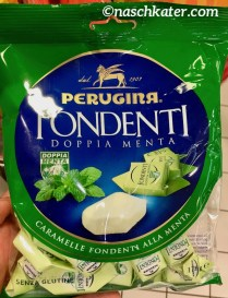 Perugina Fondent Doppia Menta Caramelle Bonbons