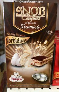 Snob Confetti als gusto di Tiramisu Mobidissimi