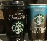 Starbucks Signature Chocolate Double Espresso Dose