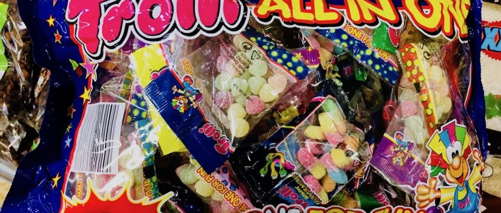 Trolli All-in-one Riesenbeutel 1000 Gramm