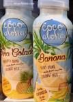 coco aloha Banane Fruit Drink Flasche