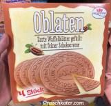 Dr. Quendt Obalten mit feiner Schokocreme dunkel