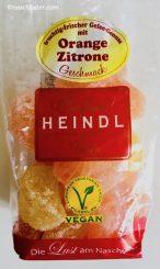Heindl Fruchtgelee Orange Zitrone