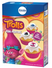 Küchle TROLLS Mini Muffins