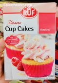 RUF Cup Cakes Backmischung