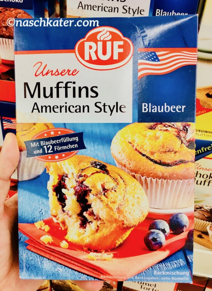 RUF Muffins American Style Backmischung