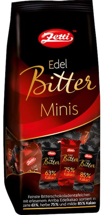 Zetti Edel-bitter-minis Mix Standbeutel