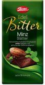 Zetti Edelbitter Minzblätter Schokolade