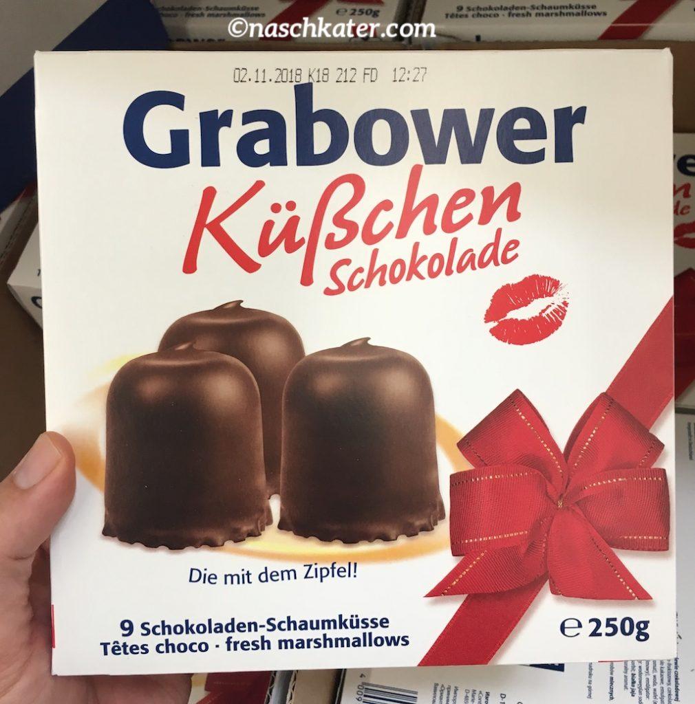 Grabower Küßchen Schokolade
