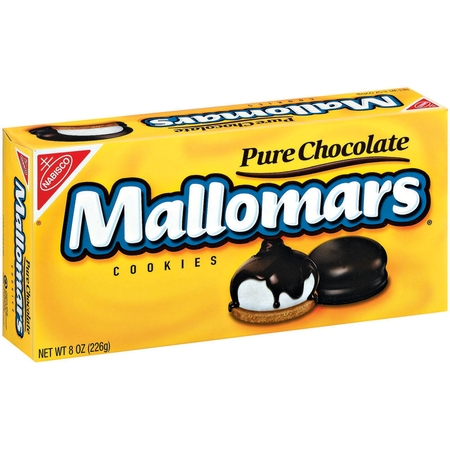 Nabisco Mallomars Pure Chocolate