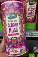 Netto BioBio Knusper Chia Schoko-Müsli mit Kakonibs und Amaranth